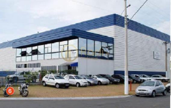 Sumaré, Industrial, 4400m² Construido. - Rx6793