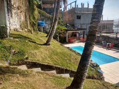 Sobrado Com 8 Dorms, Parque Prainha, São Vicente - R$ 700 Mil, Cod: 1479 - V1479