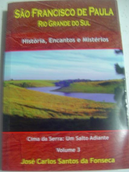 São Francisco De Paula Rio Grande Do Sul Volume 3 Ano 2019