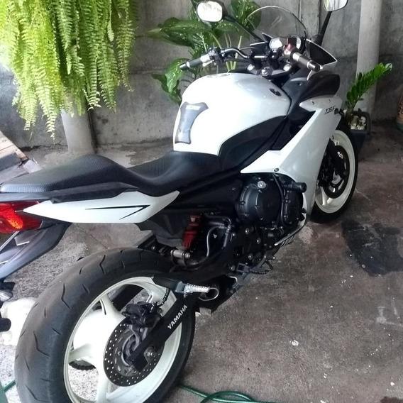 Yamaha Xjj6f Yamaha 600cc