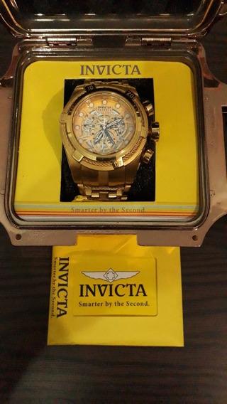 Relógio Invicta Bolt Zeus Original Com Certificado E Caixa D