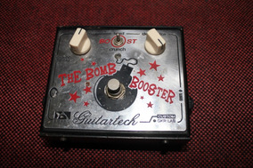 Pedal The Bomb Booster Guitartech