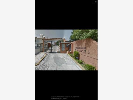 Venta Bonita Casa En Lomas De Valle Dorado! Remate Bancario