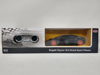 Auto Radio/control Bugatti Veyron 1:24 Rastar