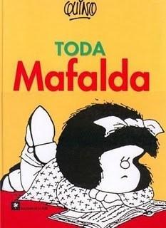 Toda Mafalda - Quino (libro)