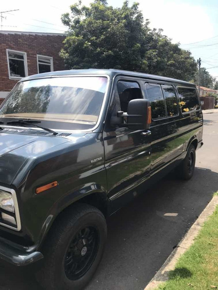 Ford 1981 Econoline Club Wagon