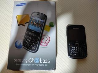 Celular Samsung Chat 335