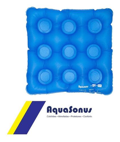 Imagem 1 de 3 de Almofada De Gel Quadrada Sem Orifício