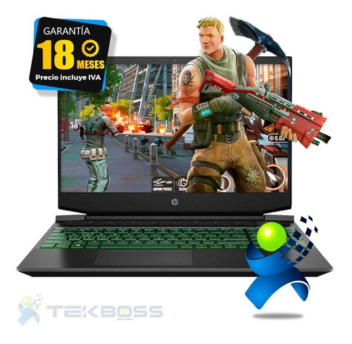 Laptop Hp Gamer Ryzen 5 8gb Disco Ssd Full Hd Nvidia 3gb