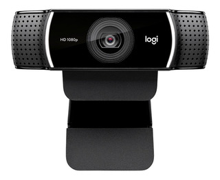 Camara Web Webcam Logitech C922 Pro Stream Gamer Tripode