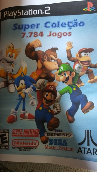 Super Mario Mais Crash 3 In1