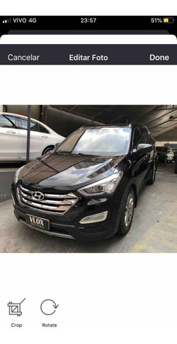 Hyundai Santa Fe 2014 3.3 7l 4wd Aut. 5p