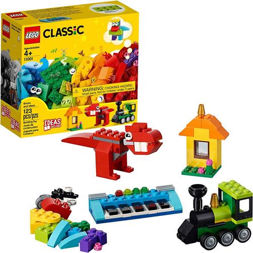 Lego 11001 Classic Bricks And Ideas - Juego De Const 123 Pza