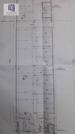 Cobertura Com 2 Dormitórios À Venda, 98 M² Por R$ 400.000 - Campestre - Santo André/sp - Co4250