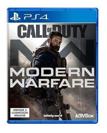 Call Of Duty Mordern Warfare Ps4 1 Leia A Descrição