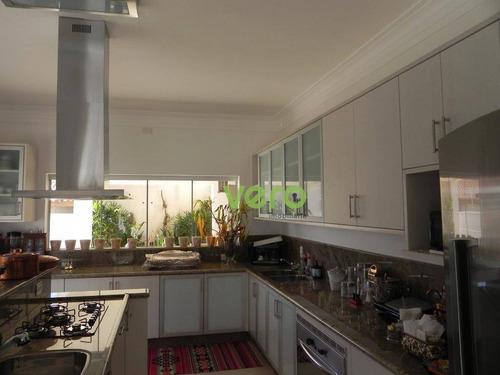 Casa Com 4 Dormitórios, 448 M² - Venda Por R$ 2.800.000,00 Ou Aluguel Por R$ 6.000,00/mês - Portal Dos Nobres - Americana/sp - Ca0150