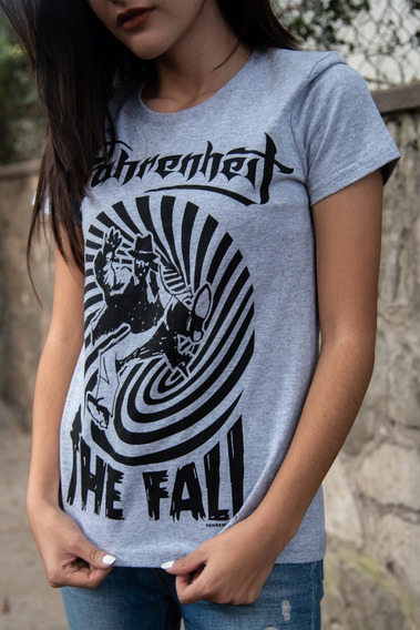 Playera The Fall - Fahrenheit | Mujer