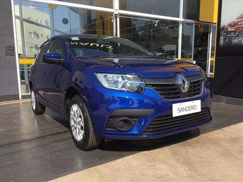 Renault Sandero Life 1.6 Entrega En Cuota 3 Sale Yaa (lf)