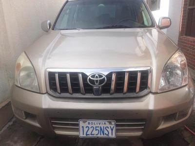 Toyota 2004 Prado