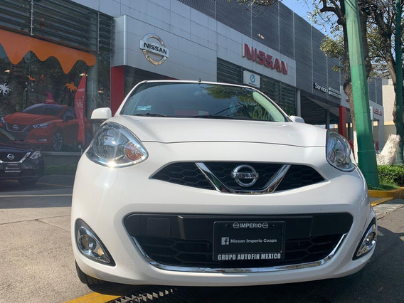 Nissan March Advance T/a