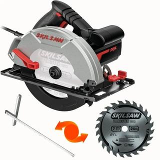 Sierra Circular Skil 5200 7 1/4 185mm 1200w Incluye Disco