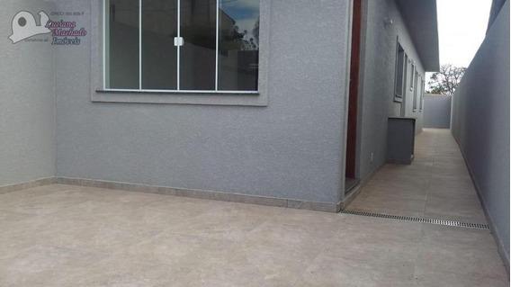 Casa Para Venda Em Atibaia, Jardim Brogotá, 2 Dormitórios, 1 Suíte, 2 Banheiros, 2 Vagas - Ca00629