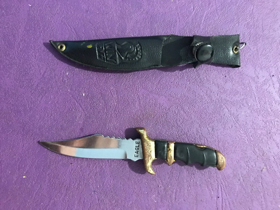 Cuchillo Pequeño De Caza Eagle - Spain