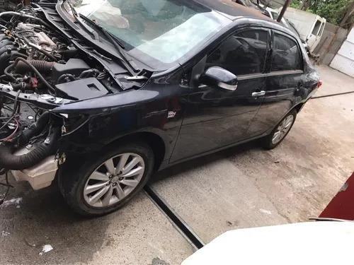 Imagem 1 de 2 de (09) Sucata Toyota Corolla Altis 2.0 2014 ( Retirada Peças)