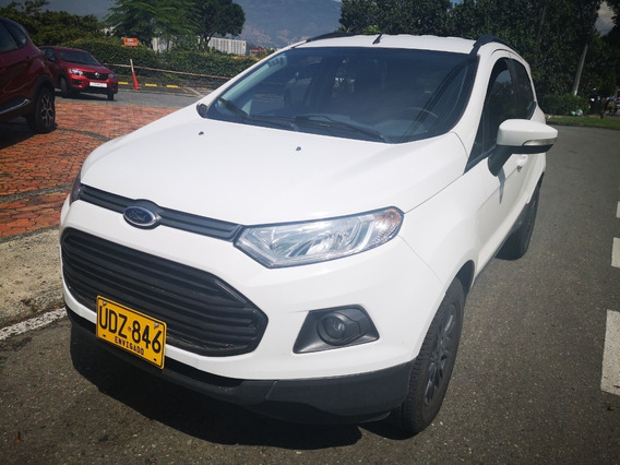 Ford Ecosport Se 2015