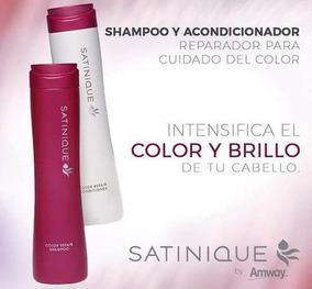 Kit Cuidado Del Color Satinique Shampoo + Acondicionador.