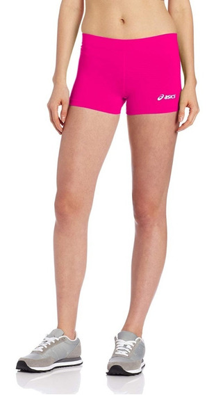 Asics Low Cut Short Voleibol Pink Dama 2xs
