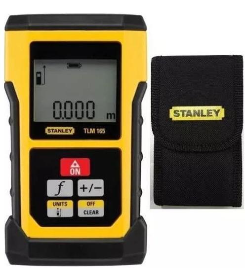 Medidor De Distancia Telemetro Laser 50 Metros Stanley 77139