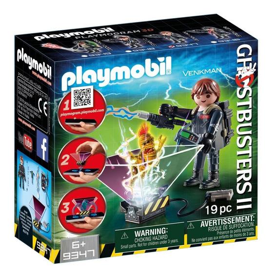 Playmobil - Caça Fantasmas - Monstros Holográficos - Peter V