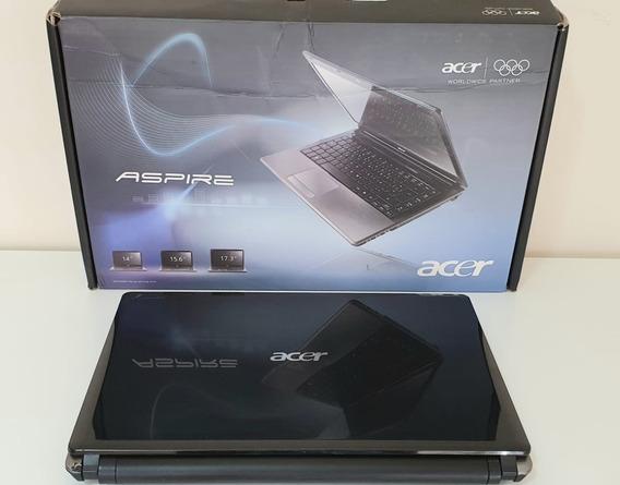 Notebook Acer Aspire 4745 Intel Core I5 4gb Ram 320gb 14