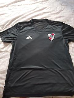Camisa Cinza Do River Plate