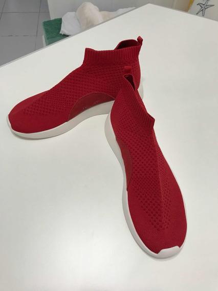 Victorias Secret Olivos Zapatillas Botas Zara 40 Usa