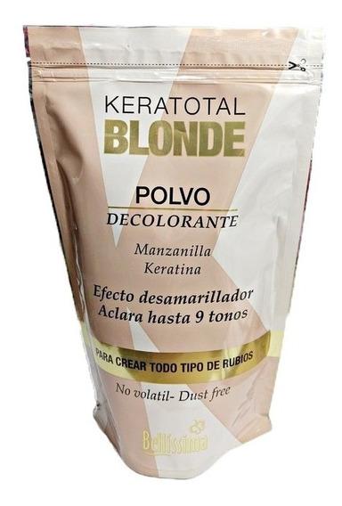 Polvo Decolorante Blonde Bellissima X 700grs