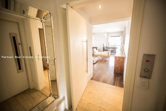 Apartamento Para Locação Em São Paulo, Vila Andrade, 4 Dormitórios, 3 Suítes, 4 Banheiros, 3 Vagas - 2426loc