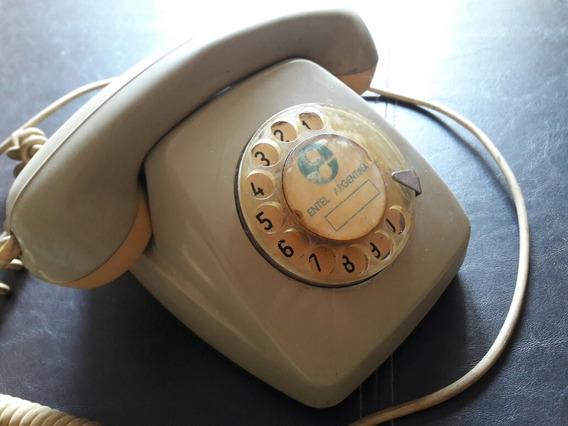 Teléfono Antiguo Entel 1972 - Siemens 2000