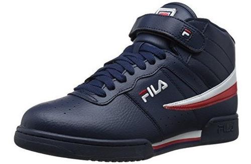 Fila F13v Lea / Syn Zapatillas De Moda Para Hombre