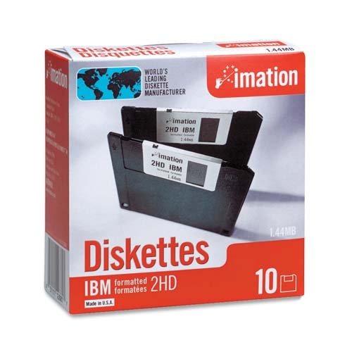 Imation Disquetes 31 2 Formateados Formato Pc 144mb Dshd