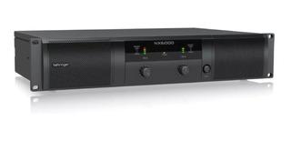Amplificador De Potencia Behringer Nx6000 Promocion