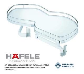 Esquinero Extraible Hafele Lemans 500mm Der/izq 541.30.150/1