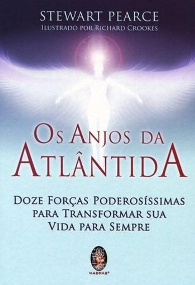 Livro Os Anjos Da Atlântida
