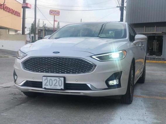 Ford Fusion 2.0 Titanium At 2019