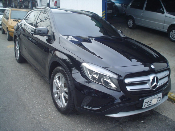 Mercedes Benz Gla 200 1.6 Style Turbo 2015