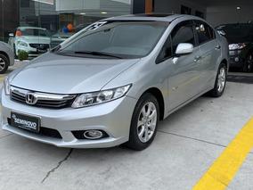 Honda Civic Exr 2.0 16v Flex Aut. 2014