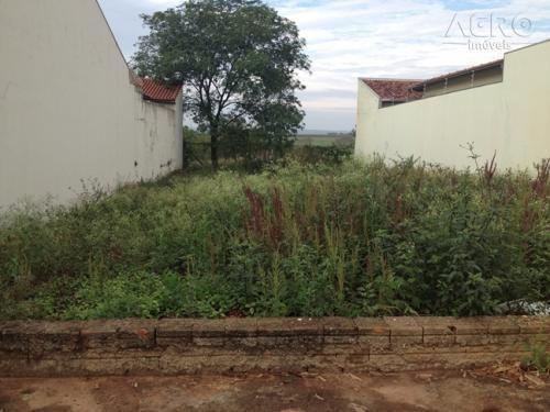 Terreno Residencial À Venda, Jardim Alvorada, Pederneiras - Te0196. - Te0196