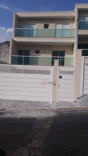 Imagem 1 de 18 de Sobrado Com 2 Dormitórios À Venda, 74 M² Por R$ 595.000,00 - Vila Prudente (zona Leste) - São Paulo/sp - So2256