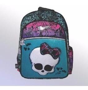 Mochila Monster High 18 Pulgadas Dm442 Mejor Precio!!